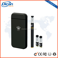 New mini disposable cbd cartridge empty .3ml e cigarette e-pard t pcc charging case for e cig battery thc oil vaporizer pen kit
