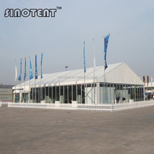 Exhibition tent large in China for outdoor event