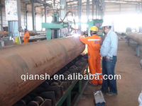CNC PIPE CUTTING AND BEVELING MACHINE; PIPE BEVELING MACHINE