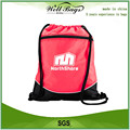 Recyclable drawstring back packing bag, drawstring backpack bag,drawstring sports bag