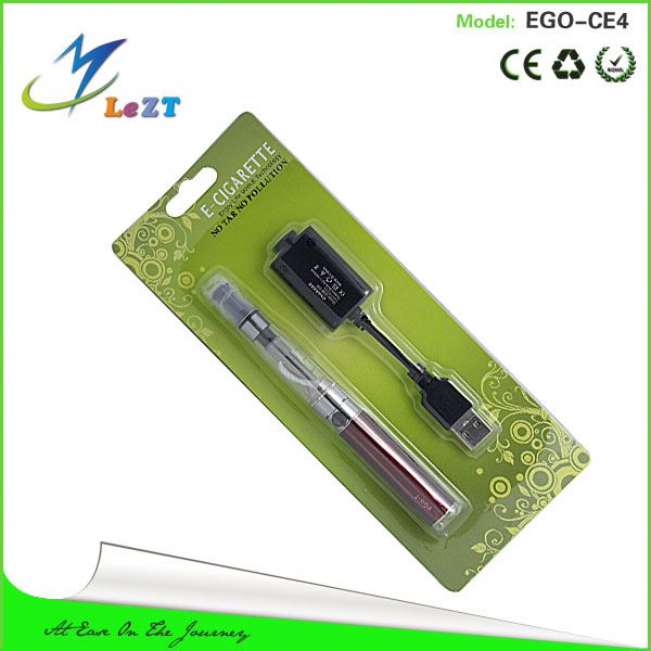 Blister package for eGo-T ce4 ce5 vog106 clearomizer electronic cigarette free sample free shipping