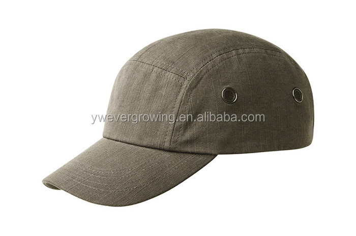New style design your own logo custom ventilated baseball cap