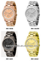 2013 unique design hot sale watch lady gift set/ vogue lady watch/ lady sprot watch