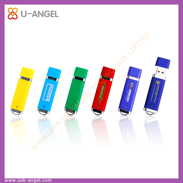 2016 latest Fashion colorful Plastic Case 8GB/32GB USB Flash Drive Bulk Selling memory stick