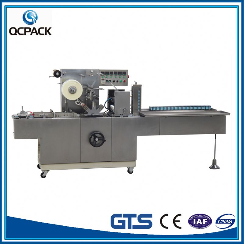 Heat Shrink Pallet Wrapping Machine