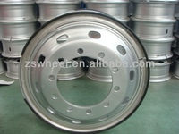 tube steel wheel rim 8.5-24 for truck tyre 12.00R24