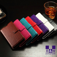 Wallet Stand Leather Case for Huawei Honor 7 Mobile Phone Cover With Credit Card Slot For Huawei Honor
