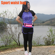 New Stylish Unisex Runners Pack Running Belt Bum Bag Small Sport Fanny Pack
