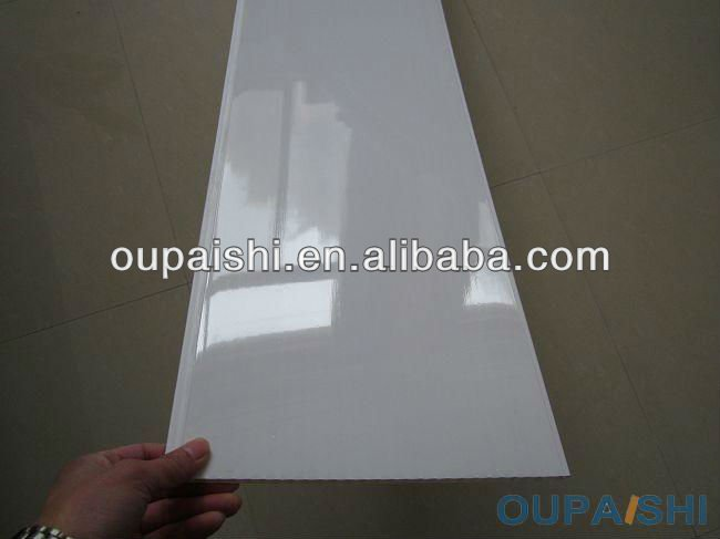 Pure white PVC gypsum board suspended ceiling panels