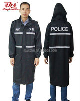 durable long raincoat