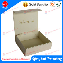 Foldable magnetic paper gift card box gift boxes wholesale