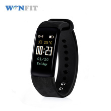 Wonfit smart watch heart rate monitor smart bracelet with mobile phone