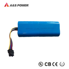 12.8V (12V) LiFePO4 Battery Packs 26650 3000mAh