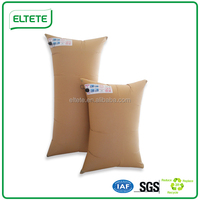 paper air dunnage bag , avoid transport cargo damage in shipping