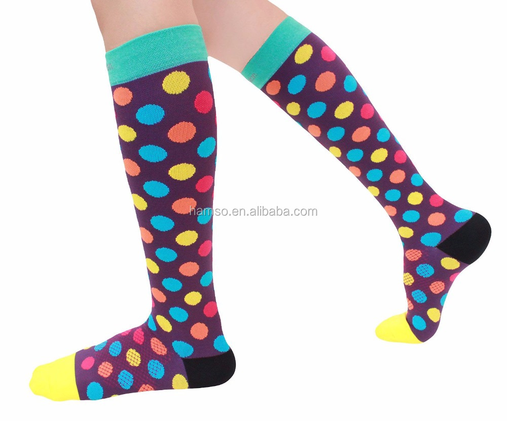 Sport compression socks medical compression socks diabetic socks