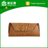 Customize Women Money Bag with Crocodile Print PU Leather