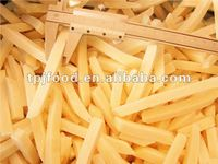 frozen potato chips packing (wholesale frozen food) with high quality