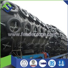 ISO 17357 guide pneumatic barge fenders with BV CCS ABS cert.