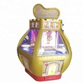 2018 Coin Pusher Arcade Gift Games Machine Coin Operated Lottery Games Vending Machine For Sale