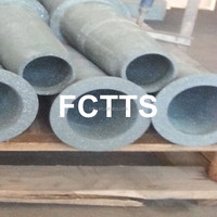 XTL- Silicon Carbide Burner Tubes used in Kilns and Furnaces