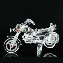 Crystal motorcycle model