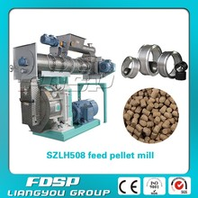 Profession manufacturer Good quality mini pellet mill animal feed pellet mill