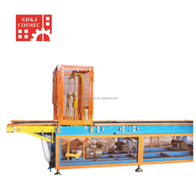 Direct manufacturer brick making machine with vertical clay brick cutter