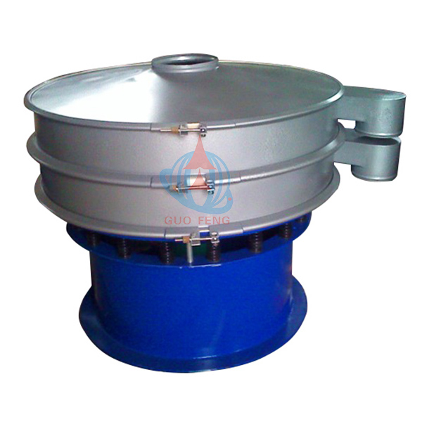 full sealing Rotary Vibration Sieve for Aluminum chips