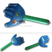 Printed PVC Inflatable Hand Promotion inflatable hand, advertising giant inflatable hand, inflatable all finger hand
