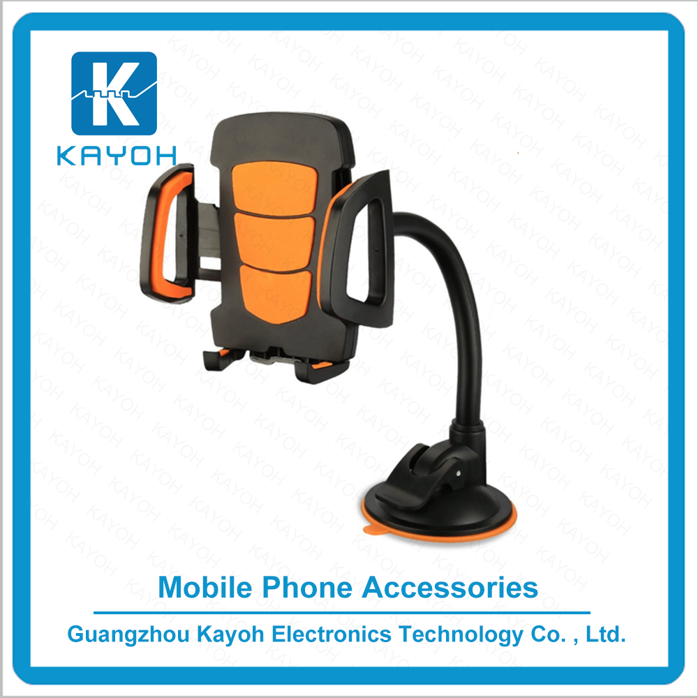 [kayoh]Factory Price Clip Lazy Phone Holder, Lazy Mobile Phone Holder bracket for apple mobile