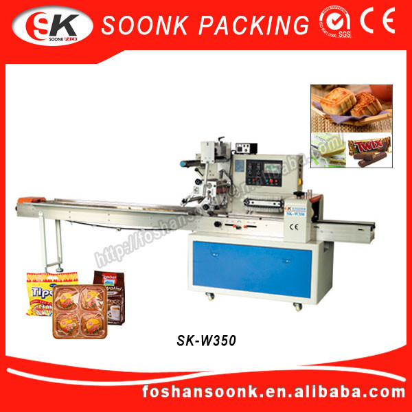 Head Sealing Hard Candy Budle Automatic Gift Wrapping Machine