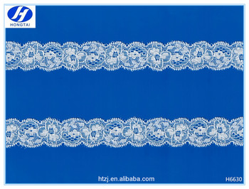 Hongtai new nigeria guipure lace fabric with sequence in 2016