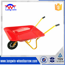 Light duty new design kids toy wheelbarrow