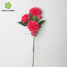 Factory Wholesale Cemetery Decoration Artificial Silk Flower
