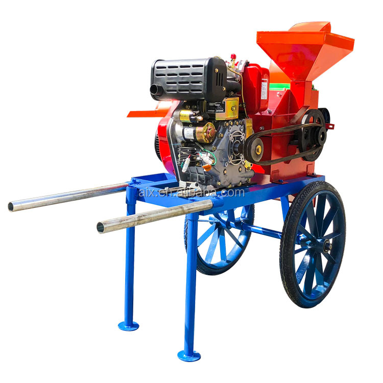 New design cow farm animal feed grass cutting machine