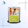 3 Side Desktop Decoration Acrylic Display Cases Wholesale