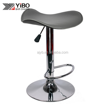 Wholesales Modern SGS Pvc Cover Red Stool Bar Chair