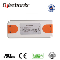 Plastic Housing 500ma 20W LED Driver with housing