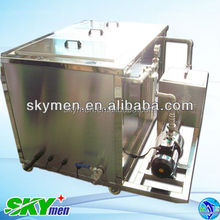 SKYMEN ultrasonic bath 160L for digital air conditioner filter ultrasonic cleaning