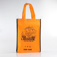 Cheap Recycled Custom Printing Non Woven Tote Bag for Book