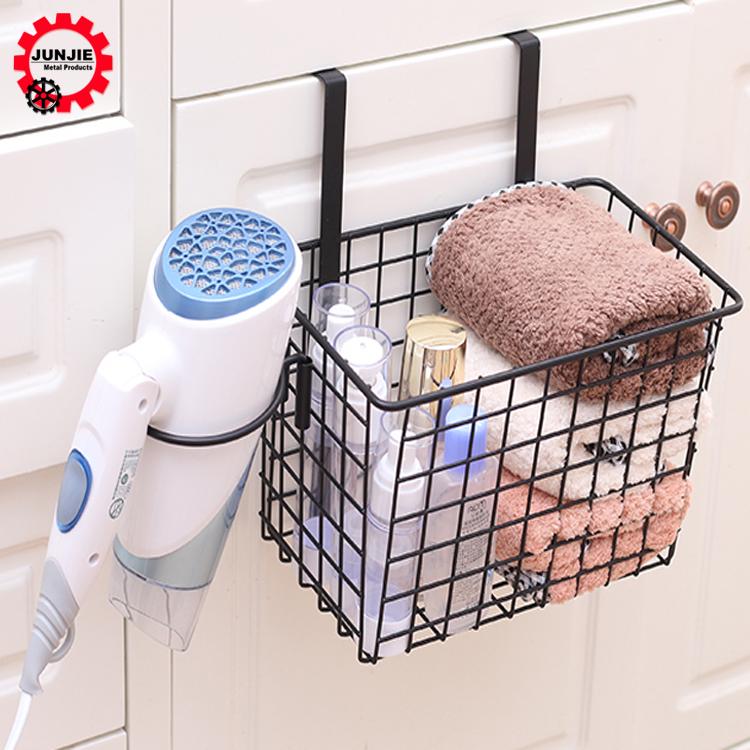 Bathroom basket storage