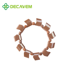 Decavem Newest Product Tourmaline Acupredsure Massage Energy Bracelet/ Heat Tourmaline Beads for Wrist CE Approved