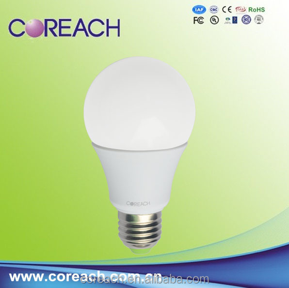 LED light source 5W LED bulb ligth 90lm/w AC100-265V ce rohs ul
