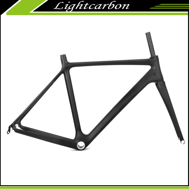 2016 LightCarbon New! Superlight Full Carbon 700C Road bicycle frame V break LCR003-V