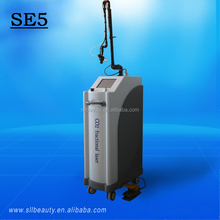 high effect co2 laser fractional professional eyes bag removal,eyes wrinkle removal machine