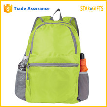 China Factory Custom Factory Price Waterproof Nylon School Backpack