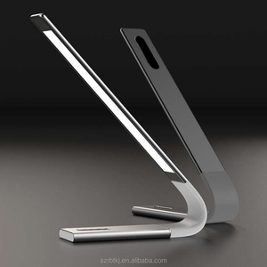 Folding Dimmable Battery LED Desk Lamp Rechargeable Table Lamp with USB Charging Port