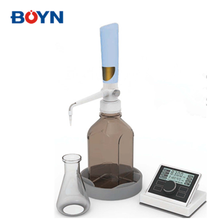 dFlow automatic chemical high precision water dispenser with dispenser and stepper function