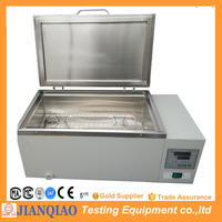 Laboratory equipment heats Low-temperature constant-temperature sonicating thermostat controlled second hand price of water bath