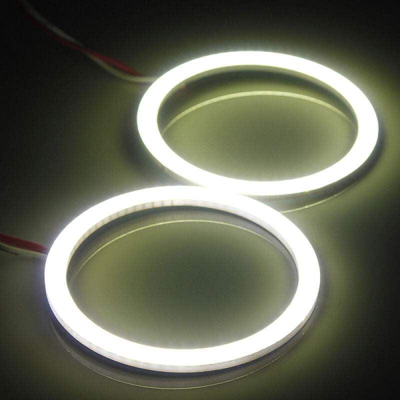 PA 80MM 2W COB High Power LED Halo Ring Angel Eye Decoration Light